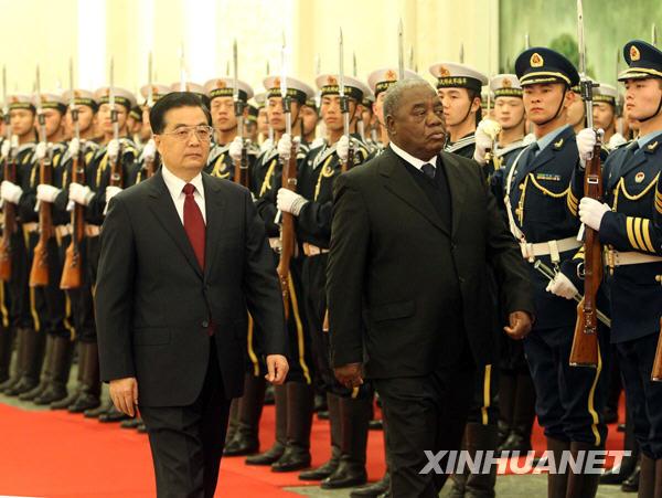 2.23日夜飞北京为赞比亚总统选国礼 - 闻一多红烛书画院 - 闻一多红烛书画院