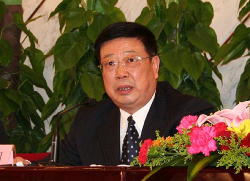 李立国任民政部部长胡泽君任最高检副检察长