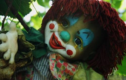 墨西哥娃娃岛神秘诡异令人毛骨悚然