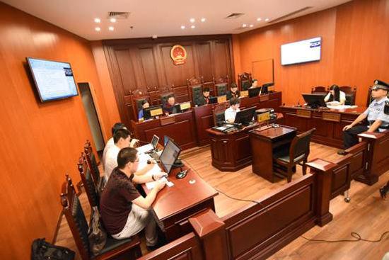 重庆渝北区法院首尝五人制大合议庭审案