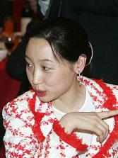图文:黄光裕之妻、国美集团执行董事杜鹃