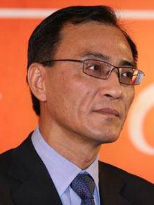 图文:国美电器总裁陈晓