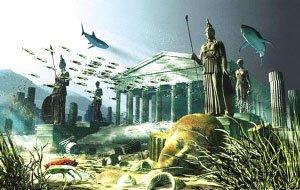 加勒比海现神秘海底城市 轰动全球考古界(图)