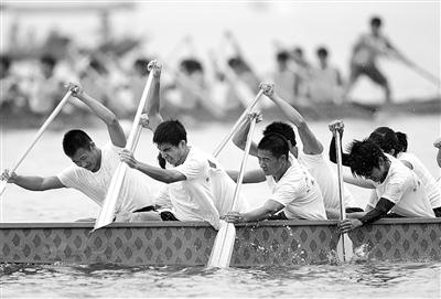 诵离骚品民俗 东湖端午文化旅游节开幕(图)