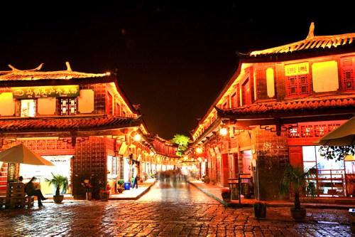 丽江被列为旅游标准化首批5个试点城市之一(图)