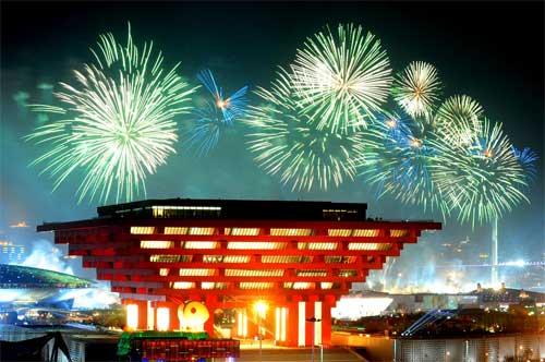 """上海将打造世界级""""不夜城""""(图)"""