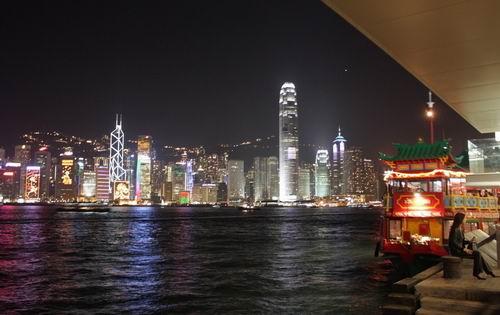 香港旅游:内地赴港游客增多非物价原因