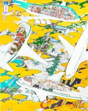 再见KITTY:日本当代艺术走向灾难预言(图)