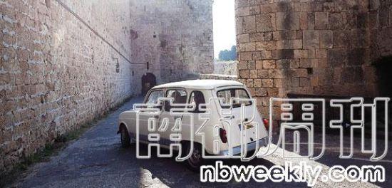Greece翻墙 进入古希腊时光隧道