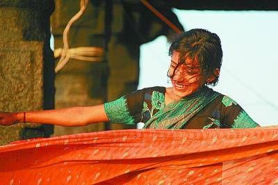 印度:天竺丽影(组图)