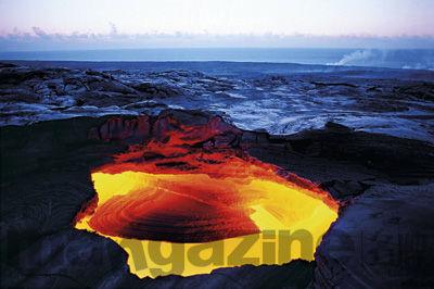 攀登活火山 维阿利亚的诱惑(组图)