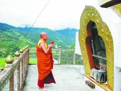 不丹:夹在中国和印度之间的小山国(组图)
