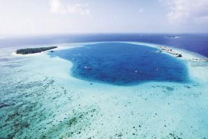 马尔代夫:迷恋纯净之蓝(组图)
