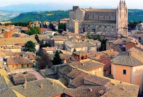 """意大利奥维亚托:世界上第一座""""慢城""""(组图)"""