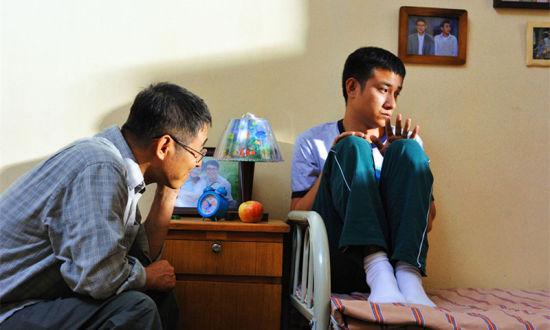 电影《海洋天堂》剧照,图文无关,该片讲述一个父亲倾尽所有,守护孤独症儿子的故事