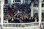 1969年尼克松就职大典