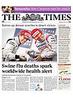 英国《The Times》