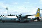 印度尼西亚空军C-130军用运输机