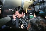 韩国议员泣不成声