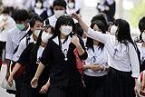 日本因流感关闭中学复课