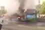 成都公交车燃烧