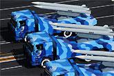 舰空导弹方队