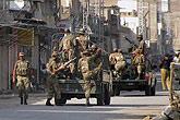 巴基斯坦部队进攻塔利班大本营
