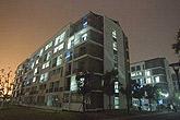 杨元元所住的24号寝室楼