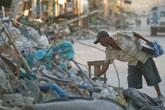 海地地震灾后日常生活紊乱