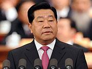 全国政协主席贾庆林向大会作工作报告
