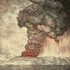 喀拉喀托火山 印度尼西亚 喷发时间:1883年