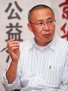阿拉善SEE生态协会专家委员会主席杨鹏