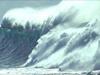 海浪仍然很高
