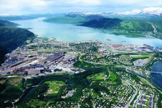 挪威里奥多系锰矿