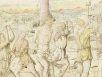 《索阿纳收藏册的画师》