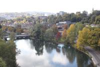 阿勒河的秋天