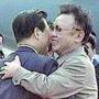 2000年6月韩国总统金大中访朝 首次朝韩首脑峰会举行