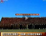 金正日视察朝鲜军队