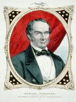 1848年 丹尼尔-韦伯斯特