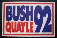 1992年 老布什
