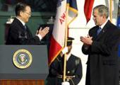 Premier Wen visits US(2003.12)
