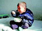 朝鲜粮食危机