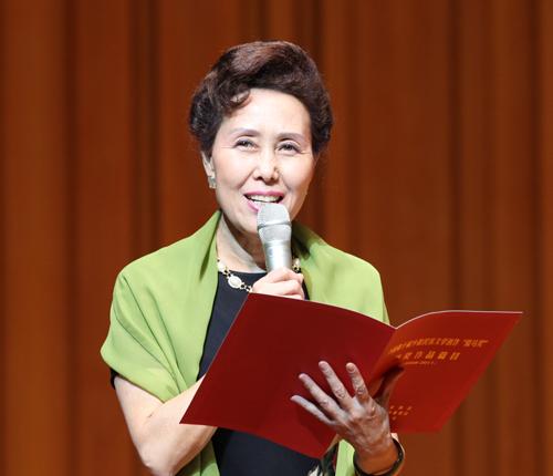 评委代表:哈若蕙