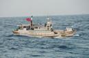 台湾巡视船为保钓船护航驶入钓鱼岛
