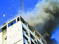 """哈马斯的""""大杀器"""":黎明5型火箭"""