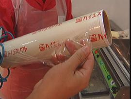 超市滥用PVC保鲜膜 包装肉类留隐患