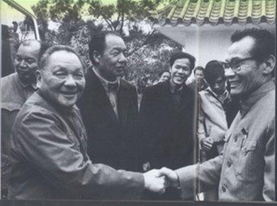 邓小平:深圳特区的路子走对了