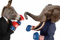 第二任期面临更大两党分歧