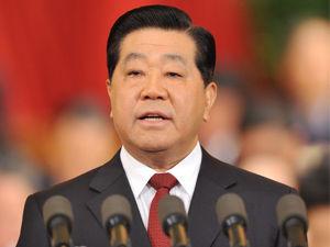 视频:贾庆林作十一届全国政协工作报告全程