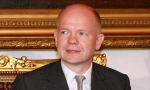 英国外交大臣